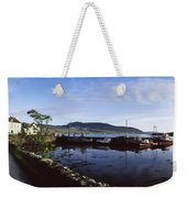 Co Mayo, Achill Sound Weekender Tote Bag