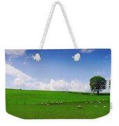 Co Wicklow, Ireland Sheep Weekender Tote Bag
