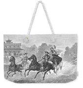 Coaching, 1860 Weekender Tote Bag