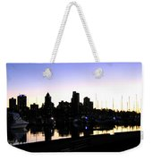 Coal Harbour Weekender Tote Bag by Will Borden