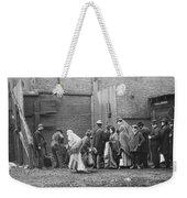 Coal Line, Nyc; 1902 Weekender Tote Bag