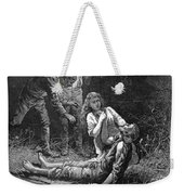 Coal Mine Disaster, 1884 Weekender Tote Bag