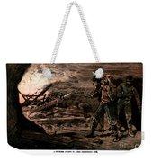 Coal Mine Explosion, 1884 Weekender Tote Bag