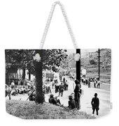 Coal Strike, 1933 Weekender Tote Bag