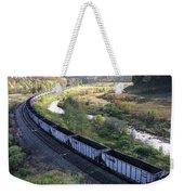 Coal Train - Johnstown  Weekender Tote Bag