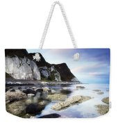 Coast Between Carnlough & Waterfoot, Co Weekender Tote Bag