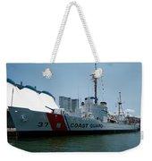 Coast Guard History  Weekender Tote Bag