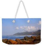 Coast Line California Weekender Tote Bag by Susanne Van Hulst