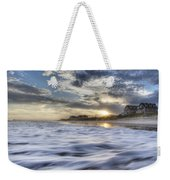Coastal Currents Weekender Tote Bag