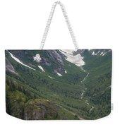 Coastal Flow Weekender Tote Bag