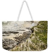 Coastal Grass Weekender Tote Bag