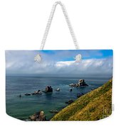 Coastal Look Weekender Tote Bag