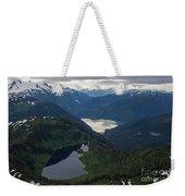 Coastal Range Tranquility Weekender Tote Bag