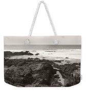Coastal Tide Weekender Tote Bag