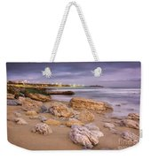 Coastline At Twilight Weekender Tote Bag
