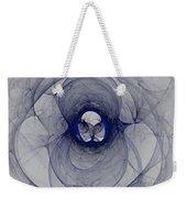 Cobalt Weekender Tote Bag