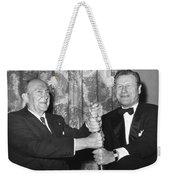Cobb & Rockefeller, 1960 Weekender Tote Bag