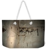 Cobwebs On The Clothes Hook Weekender Tote Bag