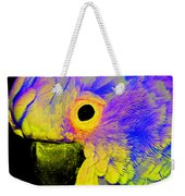 Cockatoo Of A Different Color Weekender Tote Bag