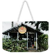 Coconut Glen's Non-dairy Ice Cream Weekender Tote Bag