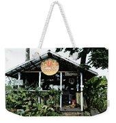 Coconut Glen's Non-dairy Ice Cream Weekender Tote Bag