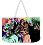 Coed Sax Section Weekender Tote Bag