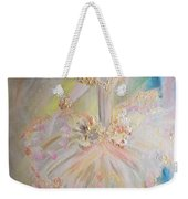 Coffee Fairy Weekender Tote Bag