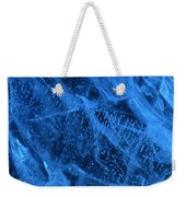 Cold As Ice Weekender Tote Bag