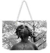 Cold Girl Weekender Tote Bag