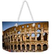 Coliseum Facade Weekender Tote Bag