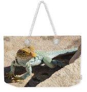 Collard Lizard Weekender Tote Bag