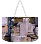 Collection Of Artifacts Number 1 Weekender Tote Bag
