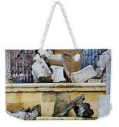 Collection Of Artifacts Number 2 Weekender Tote Bag