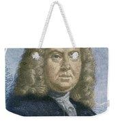 Colley Cibber, English Poet Laureate Weekender Tote Bag