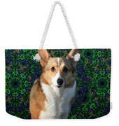 Collie Weekender Tote Bag by Bill Cannon