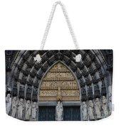 Cologne Cathedral Weekender Tote Bag