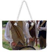 Colonial Drummer Weekender Tote Bag