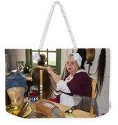 Colonial Wigmaker Weekender Tote Bag