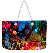 Color 91 Weekender Tote Bag by Pamela Cooper