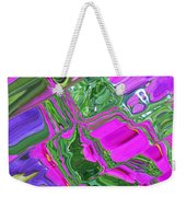 Color Craze Weekender Tote Bag