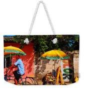 Color Weekender Tote Bag by Skip Hunt