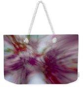 Color Splash Weekender Tote Bag