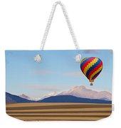 Colorado Ballooning Weekender Tote Bag