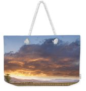 Colorado Evening Light Weekender Tote Bag