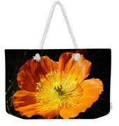 Colorado Flower Weekender Tote Bag
