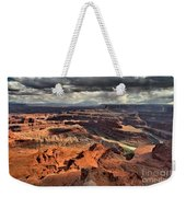 Colorado In The Canyons Weekender Tote Bag