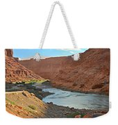 Colorado River Canyon 1 Weekender Tote Bag