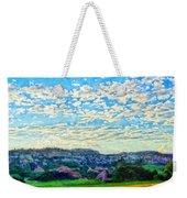 Colorado Skies 1 Weekender Tote Bag