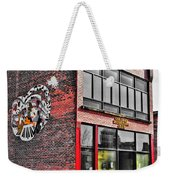 Colored Musicians Club Weekender Tote Bag