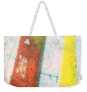 Colored Sailing Weekender Tote Bag